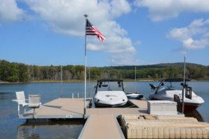 Custom Deep Creek Docks